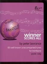 Lawrance: Winner Scores All Trombone Bass Clef