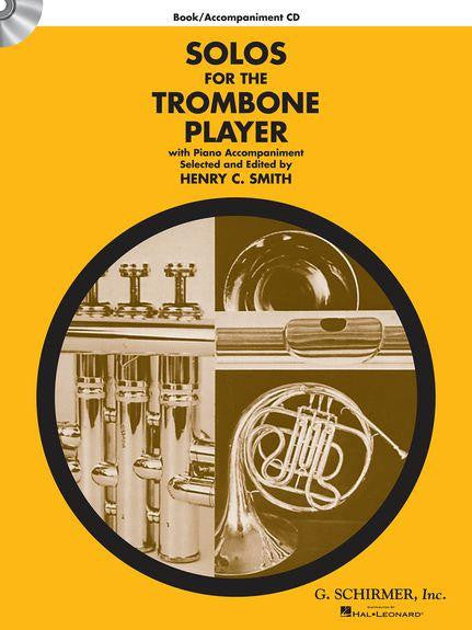 Solos for the Trombone Player (With CD)