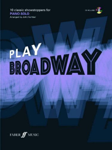 Play Broadway - Piano Solo