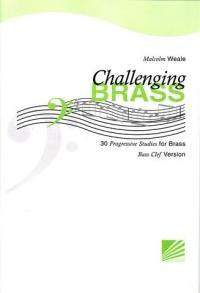 Weale: Challenging Brass Bass Clef