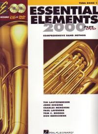 Essential Elements 2000 Tuba BC Book 1