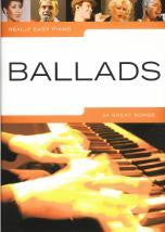 Really Easy Piano - Ballads
