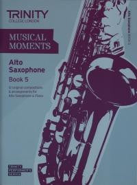Musical Moments Alto Sax Book 5