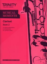 Musical Moments Clarinet Book 2