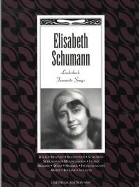 Schumann, E.: Favourite Songs