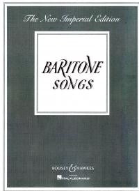 Baritone Songs - New Imperial Edition