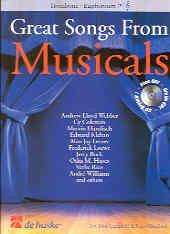 Great Songs from Musicals - Trombone