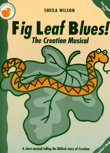 Fig Leaf Blues - Teacher's Book