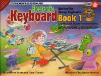 Progressive Electronic Keyboard Book 1