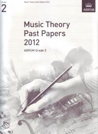 ABRSM Theory Papers Grade 2 2012