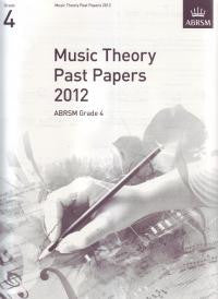 ABRSM Theory Papers Grade 4 2012