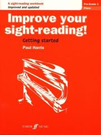 Improve Your Sight Reading Pre-Grade 1 AB