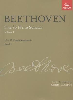 Beethoven 35 Piano Sonatas Vol 1