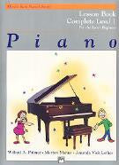 Alfred's Basic Piano Library - Complete Level 1 later beginner