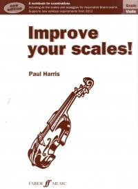 Improve Your Scales - Violin Grade 5 (new)