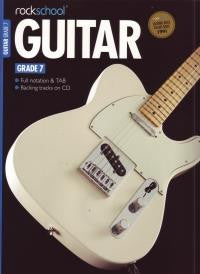 Rockschool Guitar - Grade 7 - 2013