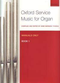 Oxford Service Music for Organ Vol.1 M only