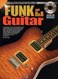 Progressive Funk and R&B Guitar Method