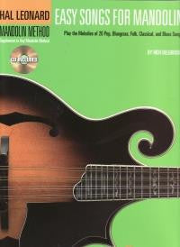 Hal Leonard: Easy Songs for Mandolin