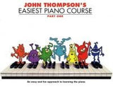 John Thompson's Easiest Piano Course - Part One