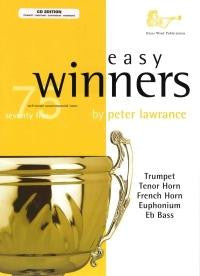 Easy Winners Trumpet CD Edition