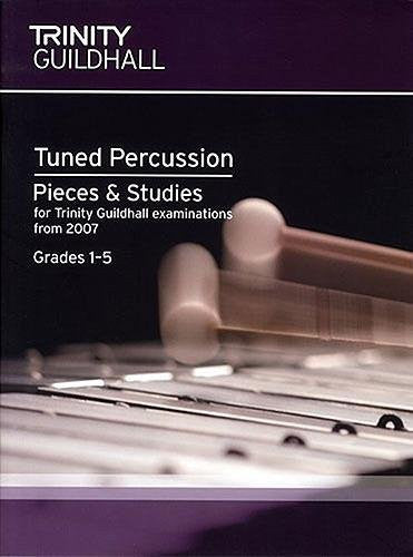 Trinity Tuned Percussion pieces Grades 1-5