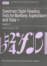 Baritone/Euphonium/Tuba Sight Reading Grades 1-5