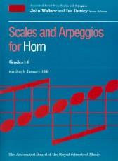 Horn Scales Grades 1-8