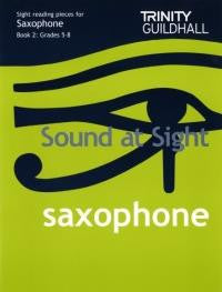 Sound at Sight Saxophone Book 2: Gds 5-8