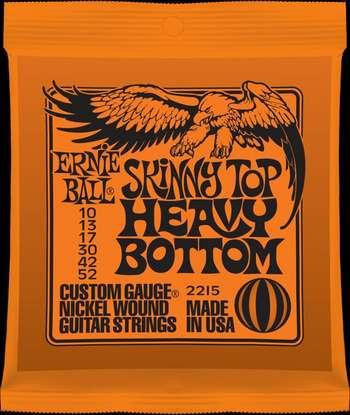 Ernie Ball Slinky Top/Heavy Bottom Elec.