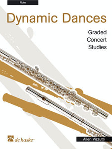 Allen Vizutti Dynamic Dances for Flute