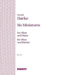 Darke, H.: Six Miniatures