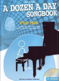 A Dozen A Day Songbook - Pop Hits Book 1