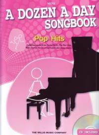 A Dozen A Day Songbook - Pop Hits Mini