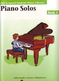 Hal Leonard Popular Piano Solos Level 4