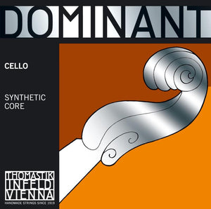 Dominant Cello String 'A' single 4/4