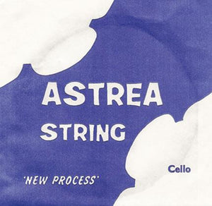 Astrea Cello String 'D' single 1/4 - 1/2