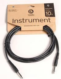 Planet Waves Instrument Cable 10ft