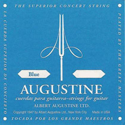 Augustine Classical Guitar Strings - Blue