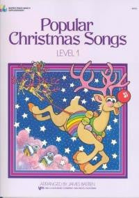Bastien Popular Christmas Songs Level 1
