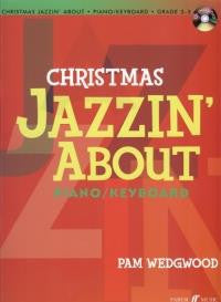 Christmas Jazzin' About - Piano