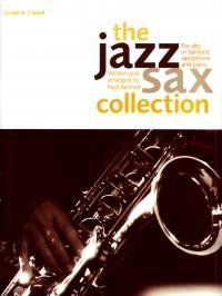 The Jazz Sax Collection for Alto or Baritone