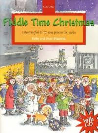 Fiddle Time Christmas - Violin