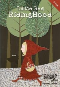 Little Red Riding Hood (Book & CD)