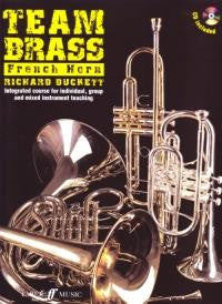 Team Brass French Horn with CD