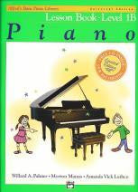 Alfred's Basic Piano Library - Lesson Bk Level 1B