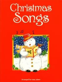 Christmas Songs (Easy Piano)