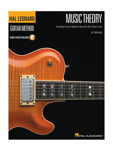 Hal Leonard Guitar Method: Music Theory (Book/Online Audio)