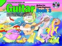 Progressive Guitar Book 3 (Young Beginners)