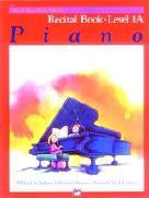 Alfred's Basic Piano Library - Recital Bk Level 1A